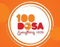 100 Dosa