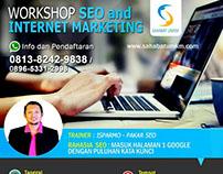 Pelatihan Digital Marketing SEO Dasar Maret 2017