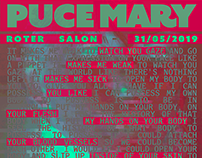 Puce Mary - Live in Berlin 2019