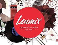 Lenmix Branding