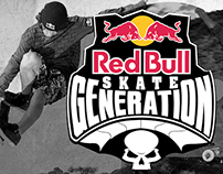 Red Bull Skate Generation Logo
