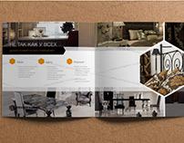 Брошюра. Архитектурная студия Romanoff&Wood