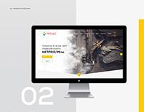 Netcad // UI Design