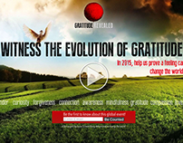 Website Design: Gratitude Revealed
