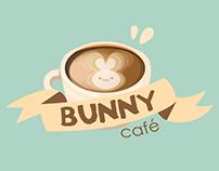 Bunny Café - Identidade Visual