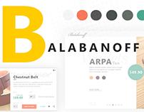 Balabanoff Store