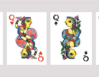 CARDS ( illustration Project )