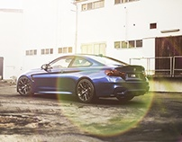 BMW M4 丨 CGI
