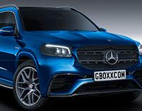 2020 Mercedes-AMG GLS 63