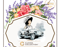 Project of The Cannes's Luxury Motor Show Summer 2018