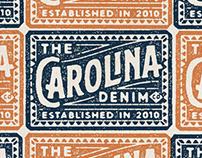 Carolina Denim - Branding