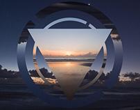 Polyscape: Beach Sunrise
