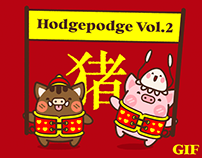 Hodgepodge Vol.2 | Animation Edition
