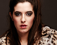 A MEDIA LUZ Model: Eila Garcia Photo: Jose A. Tirado