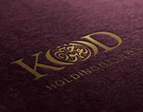 KOD Holding ( verbal & visual branding )
