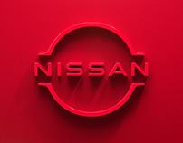 Nissan Logo Refresh