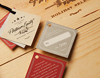Platinum Equity Corporate Gift Box Packaging