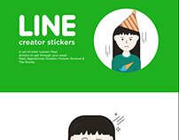 LINE Creator Stickers