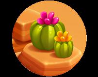 Candy Desert Map
