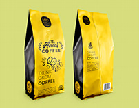The Amer Coffee Packaging Design