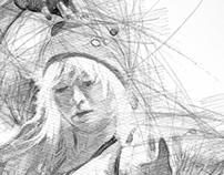 2B Sketch