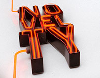 3D Typography experiments