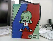 Tira Comica | Cuaderno