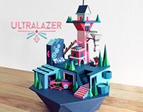 Ultralazer / La fabrique