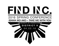 FIND INC. Spring Conference 2016