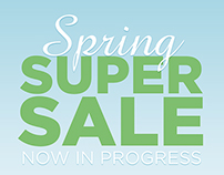 Spring Sales - St. Louis Outlet Mall