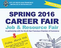 City of South San Francisco | 2016 Career Fair