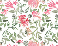 Pattern Design + Illustration