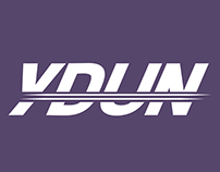 YDUN handball club visual identity