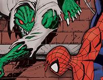 Coloring comic