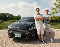 Ford Owner Story - Fusion Titanium: Jay & Aaron