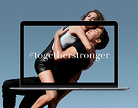 Armani & Spotify - Together Stronger - Online campaign