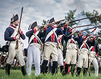 Napoleonic Battle - photorelation