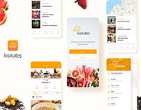 Kısık Ateş - Gastronomy Mobile App