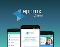 UI/UIX - APPROX APP