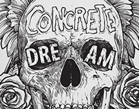 Concrete Dream (Merchdesign),Rock-hiphop, NY