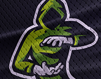Mascot for Borja M.  - Gabe
