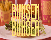 Bunsen Burger - Senior Thesis