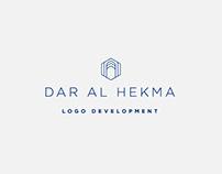 Dar Al Hekma Branding & Logo Development