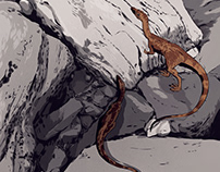 Compsognathus vs Bavarisaurus