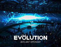 EVOLUTION_2015 Ant Openday
