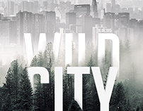 Wild City Flyer Poster