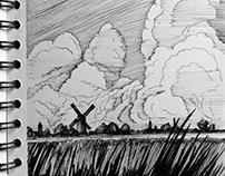 Sketch | Mill