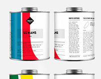 BRAND & PACKAGING: DRIVE COFFEE