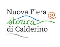 Logo for Local Fair in Bologna