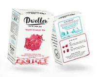 Dweller Tea | Branding & Packaging